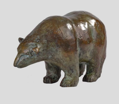 Ours  Henry  bronze