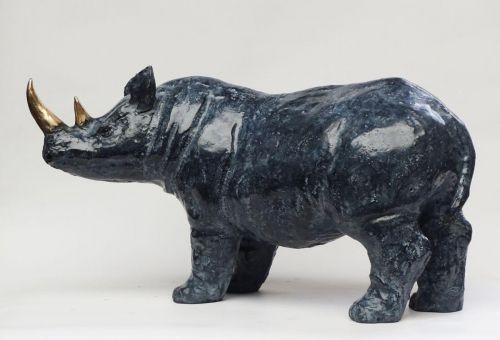 Rhino bronze