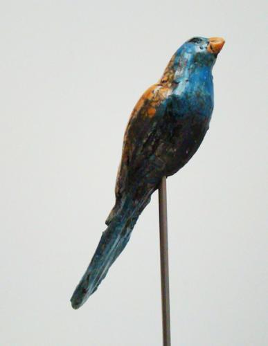 Oiseau bleu 40