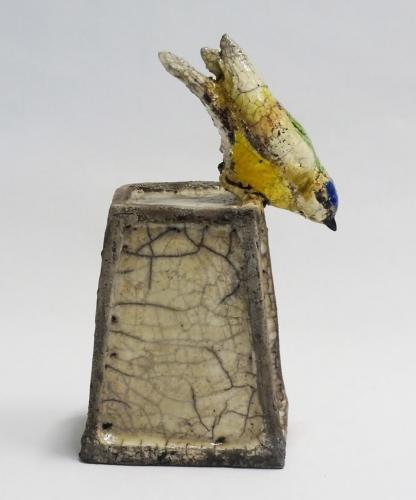 Oiseau sur pyramide 87